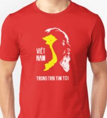 Vietnam Propagana - Vietnam in my Heart Unisex T-Shirt