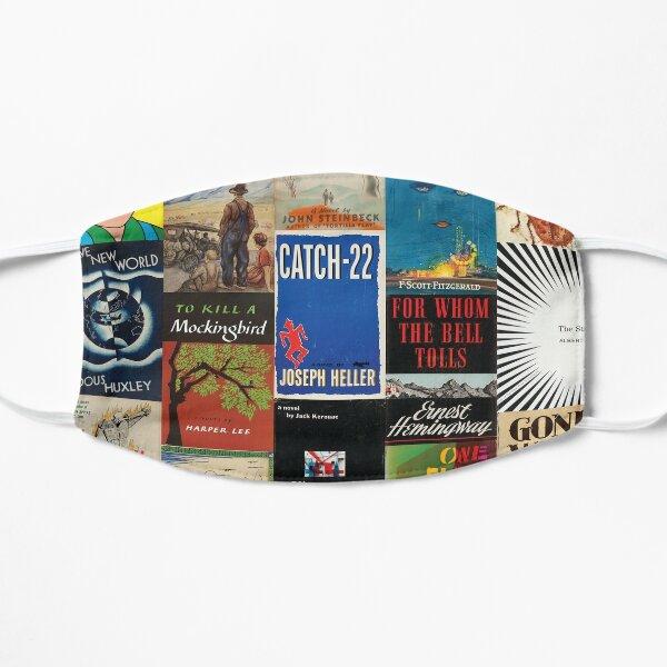 Modern Classics Literature Library Flat Mask