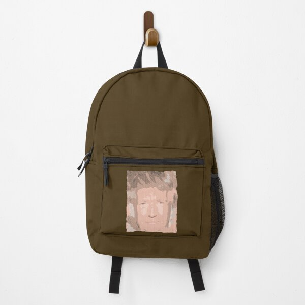 WASTEMAN - Trump's Hidden Message (View up close for effect) Backpack