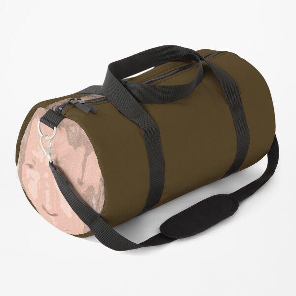 WASTEMAN - Trump's Hidden Message (View up close for effect) Duffle Bag