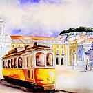 Lisbon... by Almeida Coval