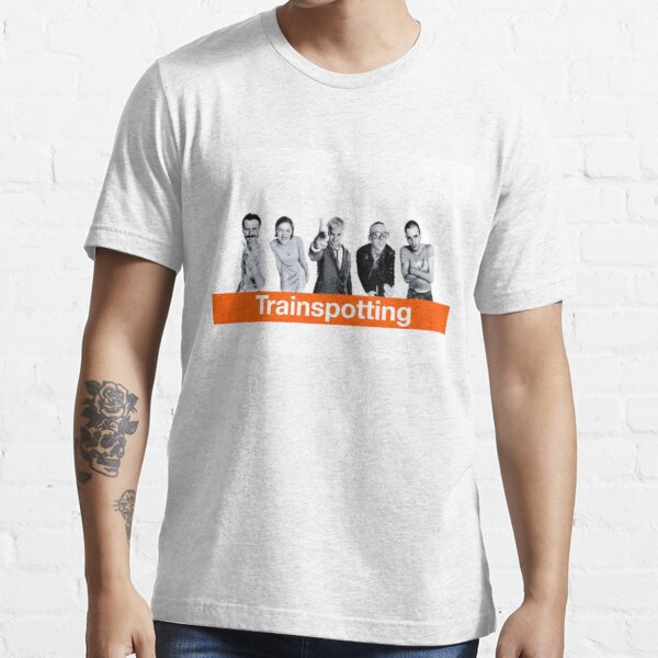 Trainspotting Camiseta esencial