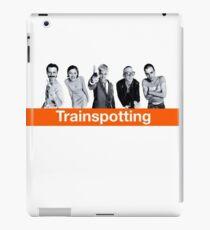 Trainspotting iPad Case/Skin