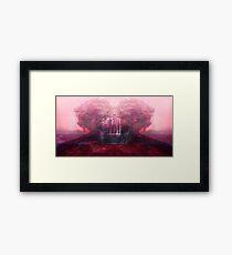 80 Framed Print