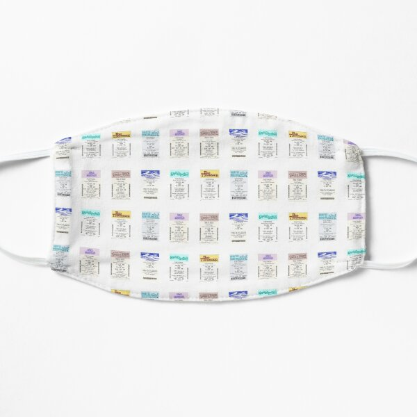 FastPass Sticker Pack Mask