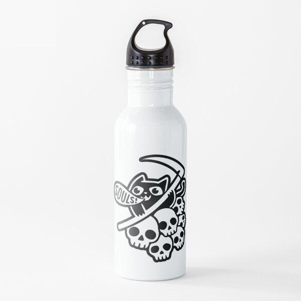 Cat Got Your Soul? II Water Bottle