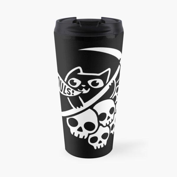 Cat Got Your Soul? II Travel Mug
