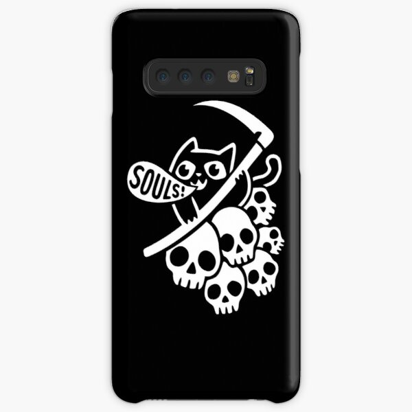 Cat Got Your Soul? II Samsung Galaxy Snap Case