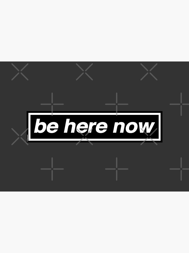 Be Here Now - OASIS Band Tribute - MADE IN THE 90s by phigment-art