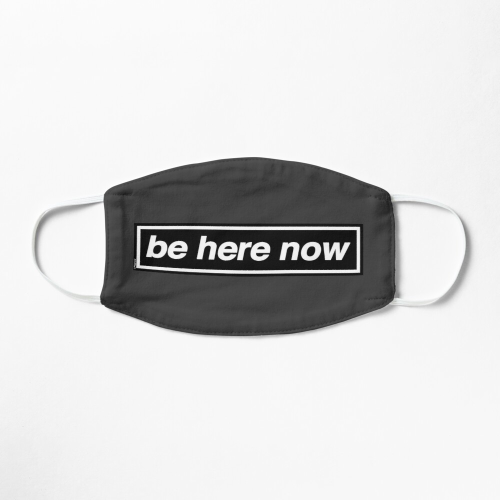 Be Here Now - OASIS Band Tribute - MADE IN THE 90s Mask
