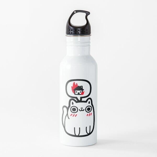 Dreaming Of Destruction Water Bottle