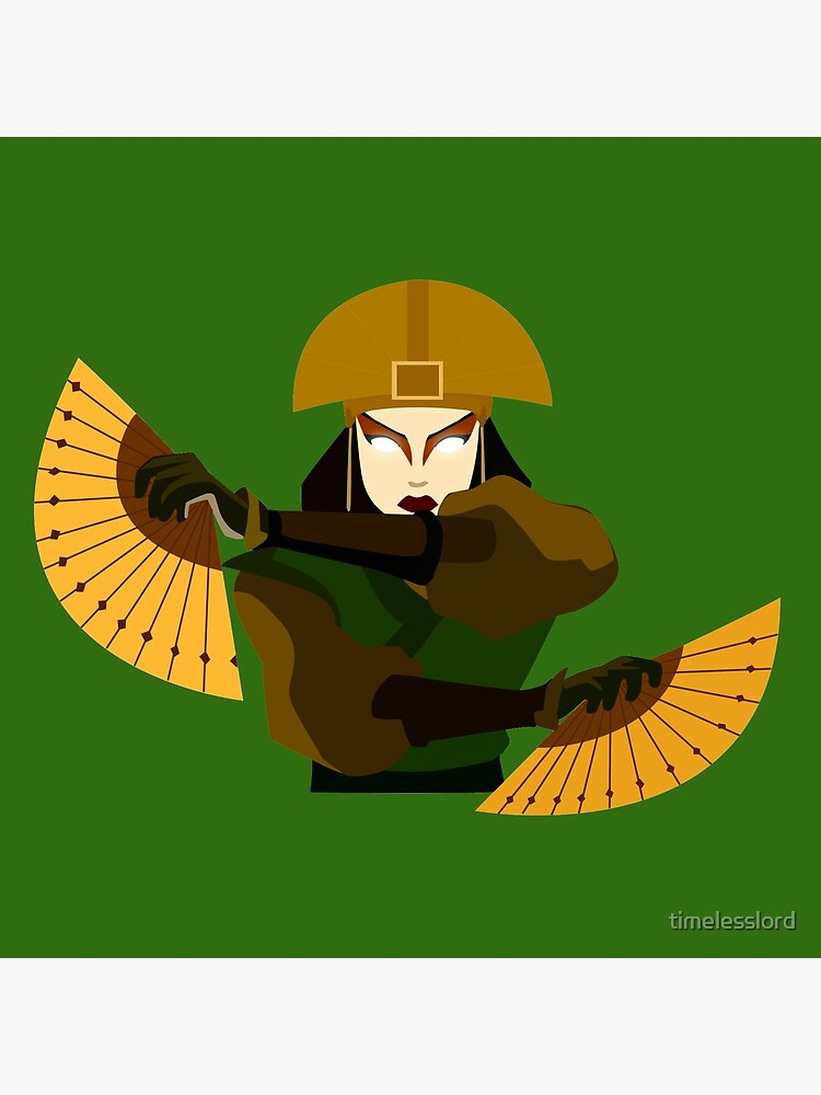 Avatar Kyoshi by timelesslord