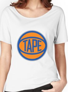 Tape Women's Relaxed Fit T-Shirt