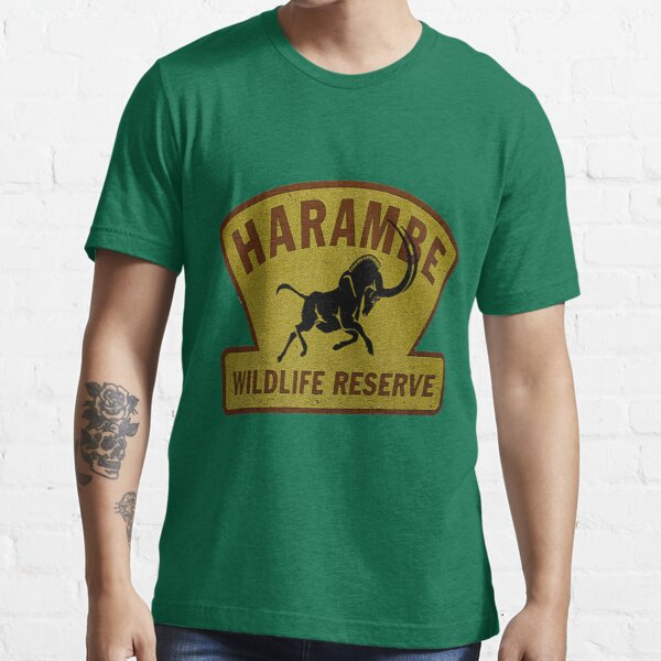 Harambe Essential T-Shirt