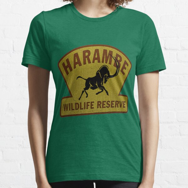 Harambe Essential T-Shirt