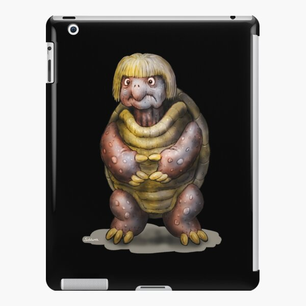 Angela Turtle iPad Snap Case