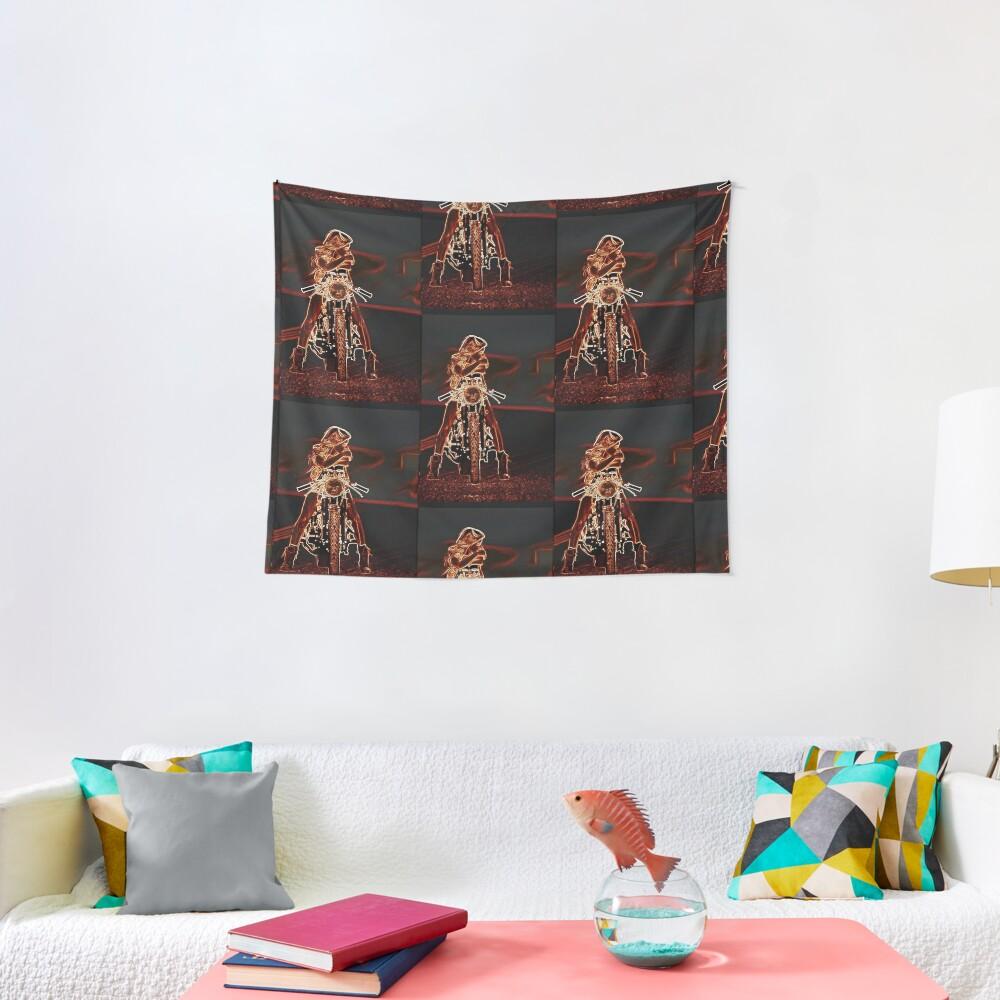 TAKIN' A BREAK Tapestry