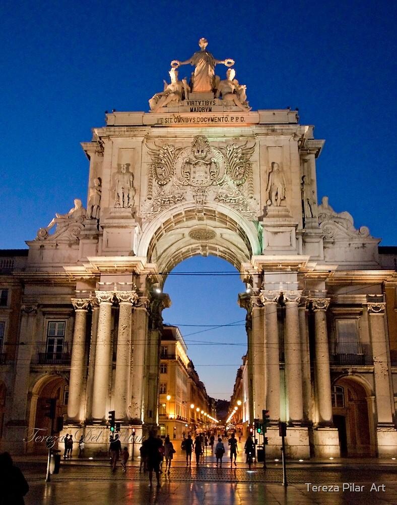 rua augusta by terezadelpilar ~ art & architecture