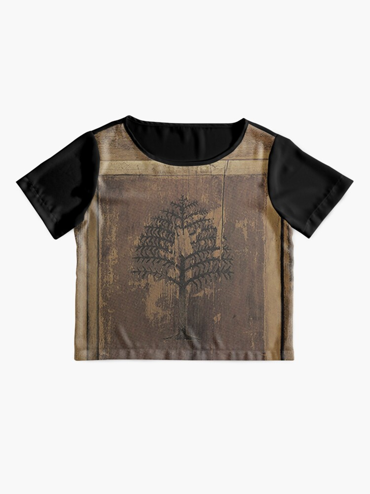 Alternate view of Ancient Sign Chiffon Top