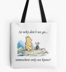 "Keane ""Somewhere Only We Know"" Tote Bag"