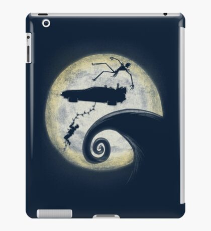 Back to the Nightmare iPad Case/Skin