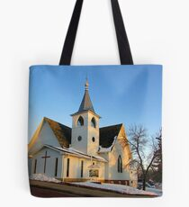 Baltic Lutheran Church Tote Bag