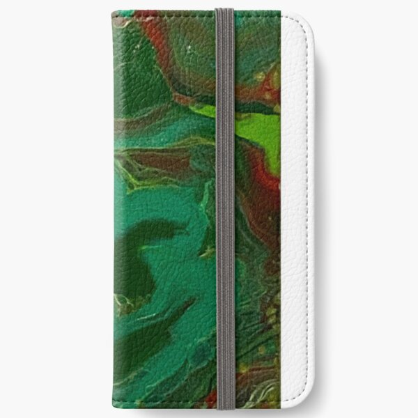 Rainforest iPhone Wallet