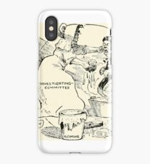 The Bailey controversy in Texas iPhone Case/Skin