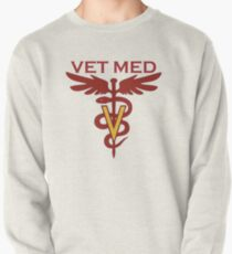 Veterinary Medicine Pullover Sweatshirt
