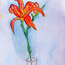 Day Lilies by Anne Gitto