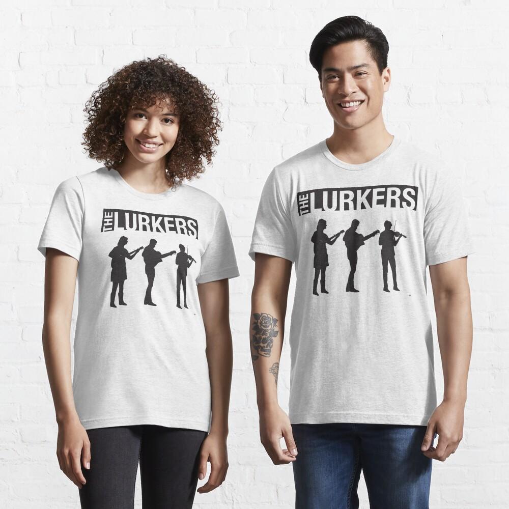 The Lurkers: Subversive homespun bluegrass Essential T-Shirt