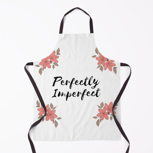 Perfectly Imperfect Apron