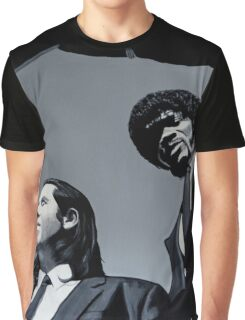 Jules and Vincent Graphic T-Shirt