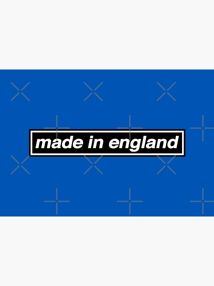 Made In England - OASIS Band Tribute - MADE IN THE 90s by phigment-art
