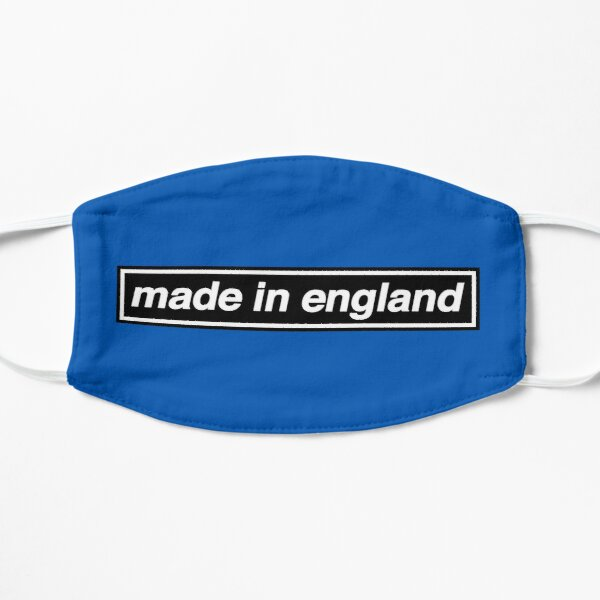 Made In England - OASIS Band Tribute - MADE IN THE 90s Small Mask