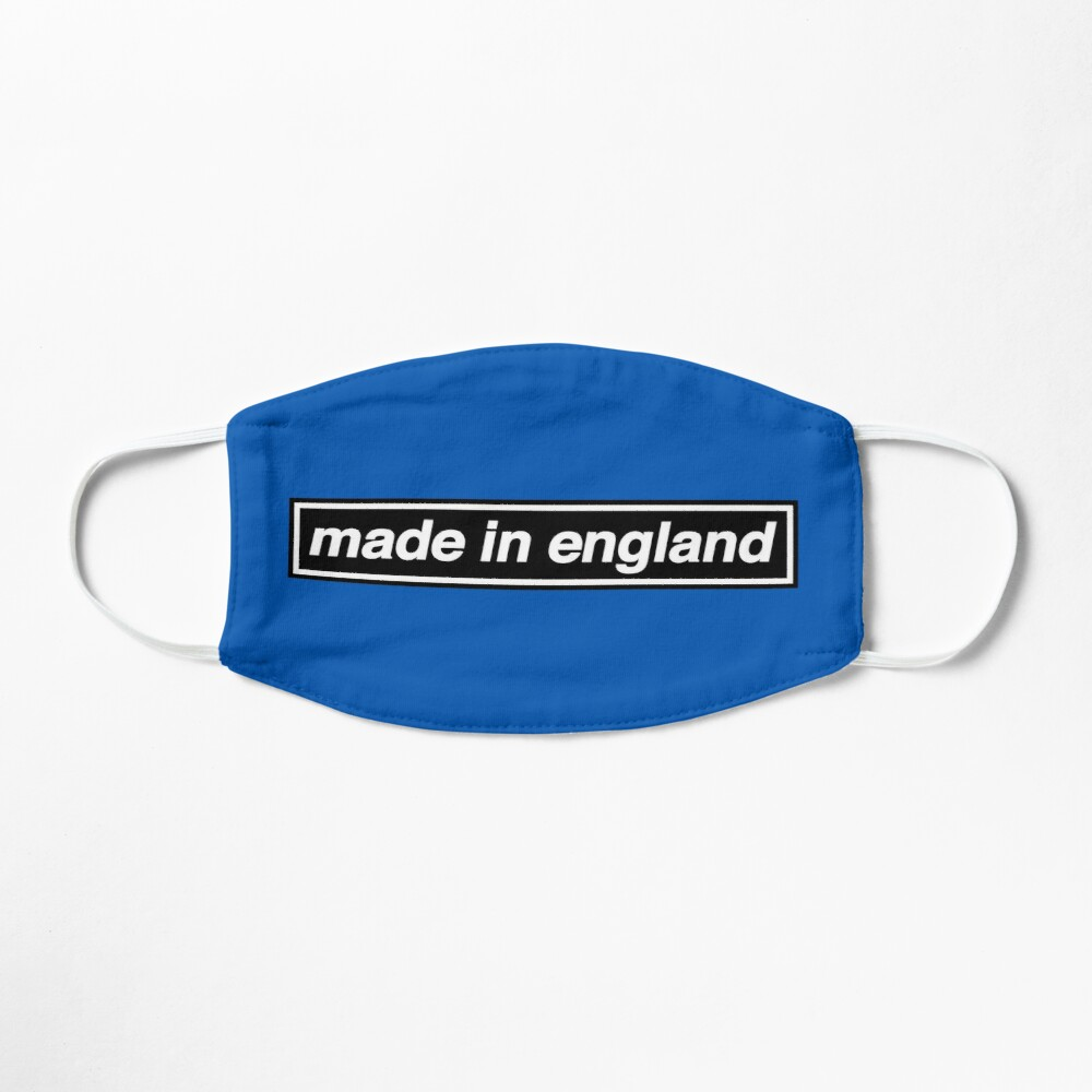 Made In England - OASIS Band Tribute - MADE IN THE 90s Mask
