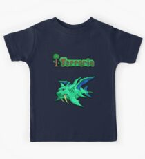 Terraria Duke Fishron Kids Clothes