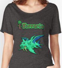 Terraria Duke Fishron Women's Relaxed Fit T-Shirt