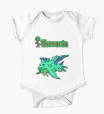 Terraria Duke Fishron Kids Clothes