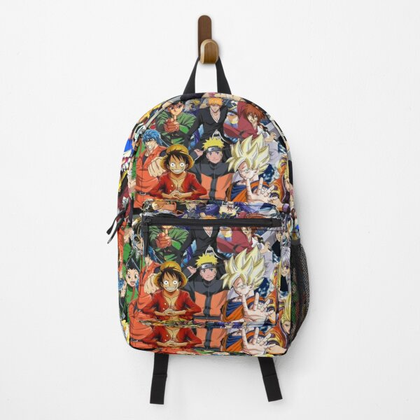 2020 Japanese Cartoon Anime Characters (Bags, Face Masks, Notebooks, Phone Cases ex.) Backpack