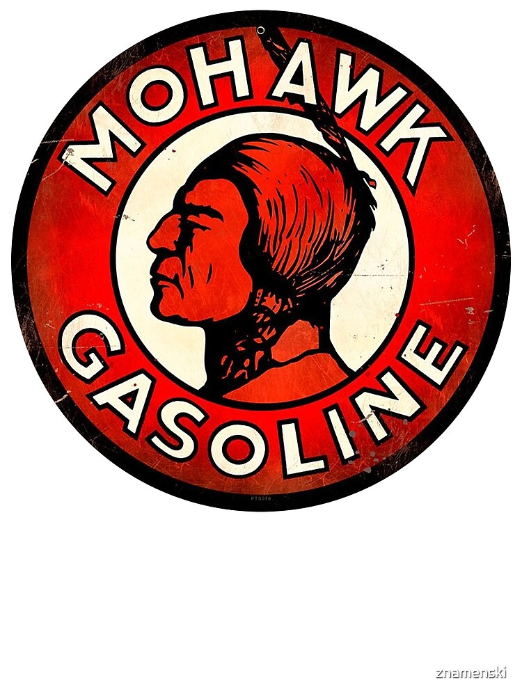 Mohawk Gasoline Emblem by znamenski