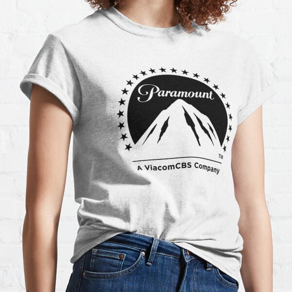 Paramount Pictures Logo - High Quality Classic T-Shirt