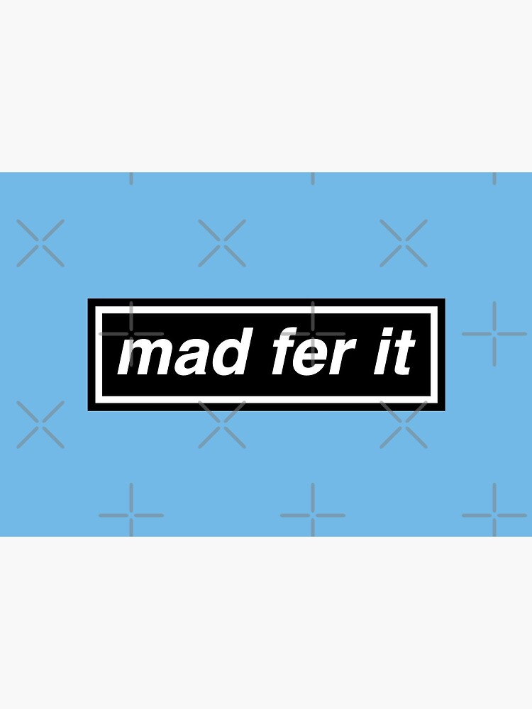 Mad Fer It - OASIS Band Tribute - MADE IN THE 90s by phigment-art