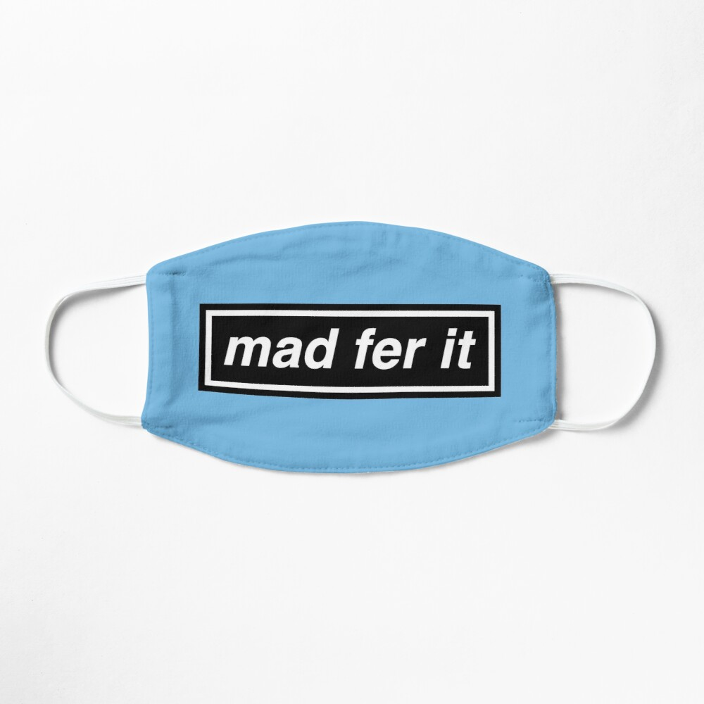 Mad Fer It - OASIS Band Tribute - MADE IN THE 90s Mask