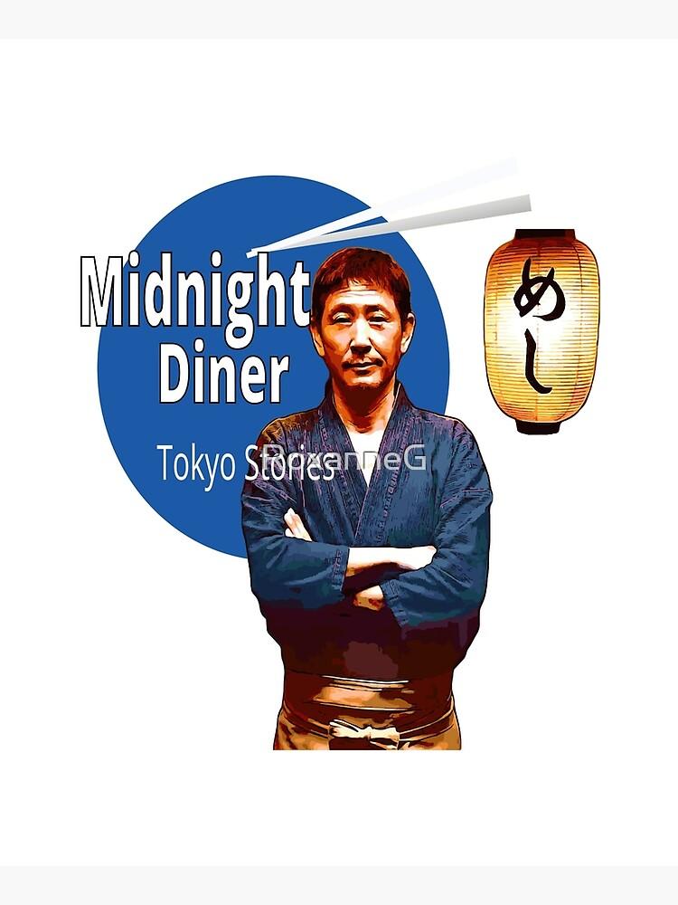 Midnight Diner by RoxanneG