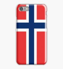Smartphone Case - Flag of Norway - Vertical iPhone Case/Skin