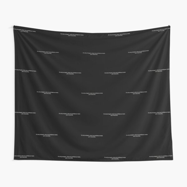 Asymetrical designs Tapestry