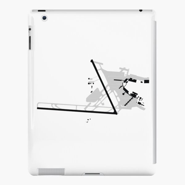 Dublin Airport Map iPad Snap Case