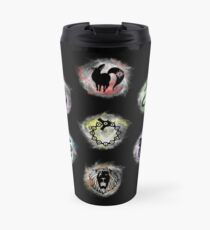 7 Deadly Sins Travel Mug