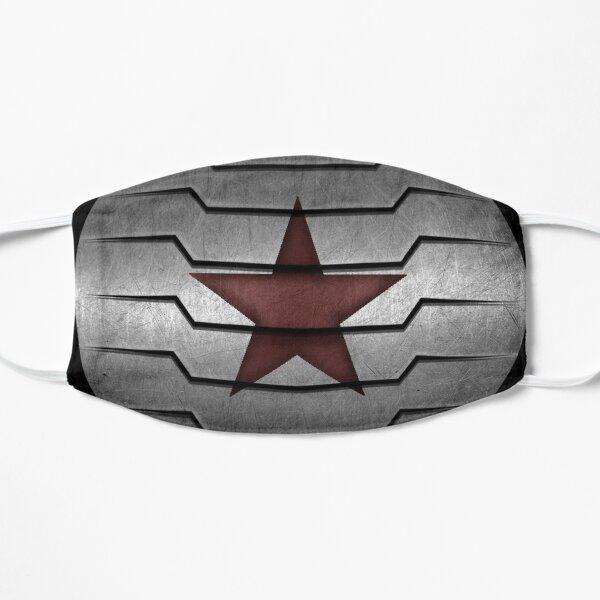 Winter Soldier Star Flat Mask